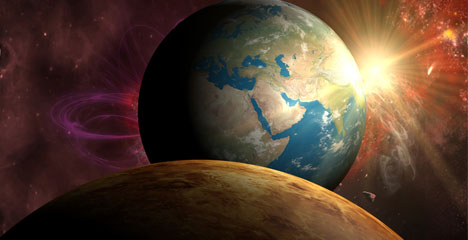 Venus, Earths sister planet and cosmic mirror | Add fate to